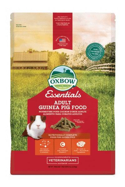 Oxbow Essentials Adult Guinea Pig Food, 5 lb