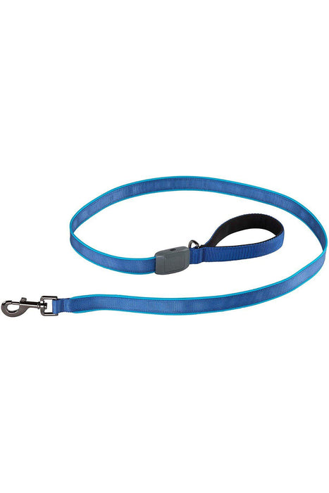 Nite Ize NiteDog Rechargeable Blue LED Dog Leash