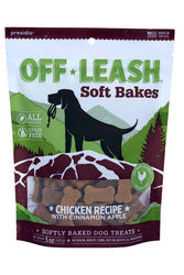 Off-Leash Soft Bakes Chicken Dog Treats