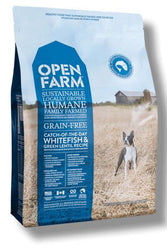 Open Farm Catch-of-the-Day Whitefish & Green Lentil Dog Food
