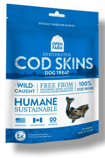 Open Farm Cod Dog Treats