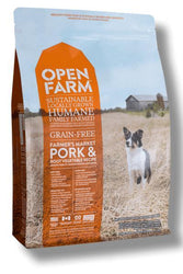 Open Farm Farmers Market Pork & Vegetable Dog Food