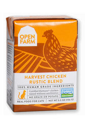 Open Farm Harvest Chicken Wet Cat Food