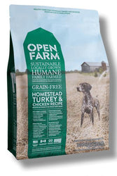 Open Farm Homestead Turkey & Chicken Dog Food