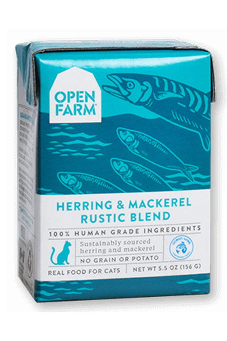 Open Farm Herring & Mackerel Wet Cat Food