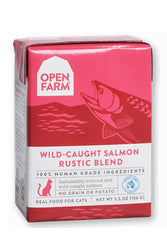 Open Farm Wild-Caught Salmon Wet Cat Food