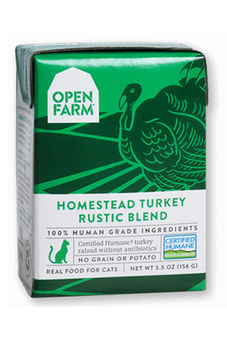 Open Farm Homestead Turkey Wet Cat Food