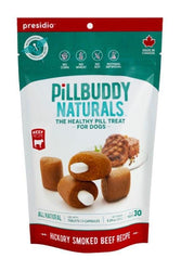 Pill Buddy Natural Hickory Smoked Beef