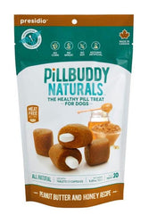Pill Buddy Natural Peanut Butter & Honey