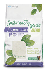 Sustainably Yours Multi-Cat Plus Corn & Cassava Litter