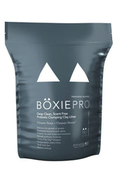 BoxiePro Probiotic Clay Cat Litter