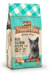 Merrick Purrfect Bistro Grain Free Real Salmon Recipe Adult Cat Food
