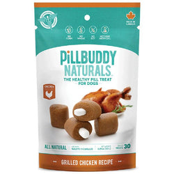 Pill Buddy Natural Chicken Pill Pouches for Dogs
