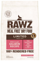 Rawz Limited Wild Caught Salmon Dog Food