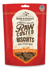 Stella & Chewy's Grass-Fed Beef Dog Biscuits