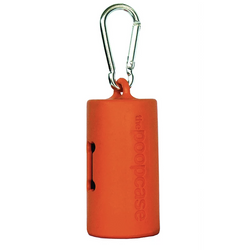 Metro Paws Orange Poopcase Dog Bag Dispenser