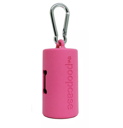 Metro Paws Pink Poopcase Dog Bag Dispenser