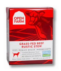 Open Farm Grass-Fed Beef Wet Dog Food