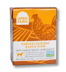 Open Farm Harvest Chicken Wet Dog Food