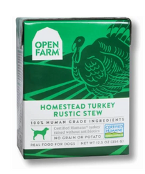 Open Farm Homestead Turkey Wet Dog Food