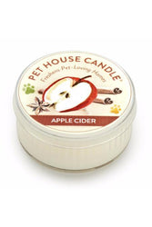 Pet House Candle Apple Cider, 1.5 oz
