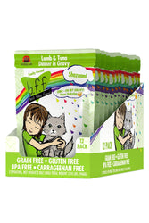 B.F.F. Omg Shazaamr Lamb & Tuna Cat Food Pouch