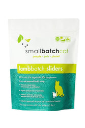 Small Batch Lamb Frozen Raw Cat Food