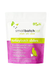 Small Batch Turkey Frozen Raw Cat Food