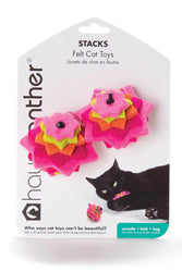 Hauspanther Stacks Zest Cat Toy