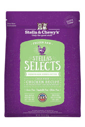 Stella and Chewy's Chicken Select Raw Cat Food