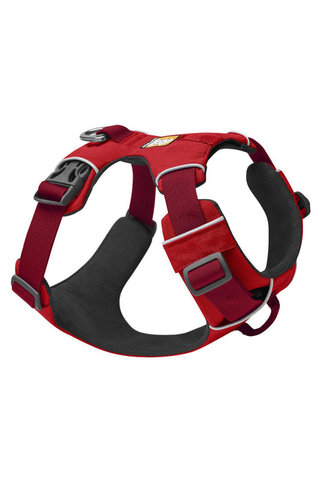 Ruffwear Front Range Dog Harness, Red Sumac