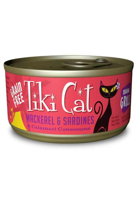 Tiki Cat Makaha Luau Cat Food Can, 2.8 oz