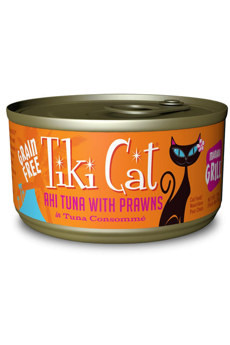 Tiki Cat Manana Luau Cat Food Can, 2.8 oz