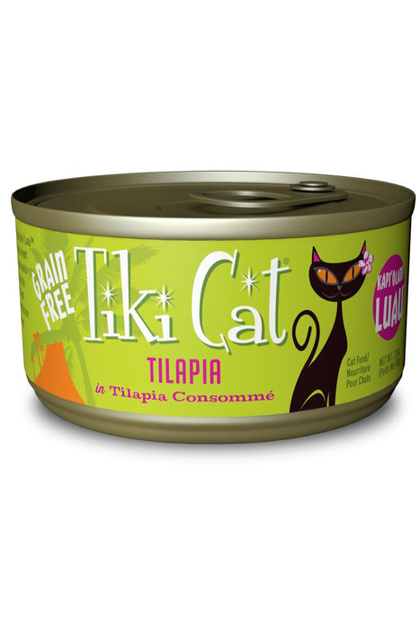 Tiki Cat Kapi Luau Cat Food Can
