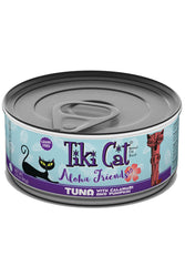 Tiki Cat Aloha Friends Tuna With Calamari & Pumpkin Canned Cat Food