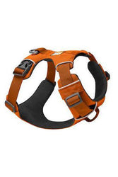 Ruffwear Front Range Dog Harness, Campfire Orange