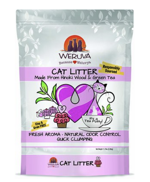 Weruva Natural Cat Litter