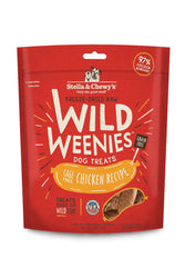 Stella and Chewy's Wild Weenies Chicken Dog Treats