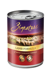 Zignature Lamb Canned Dog Food