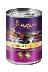 Zignature Zssential Canned Dog Food