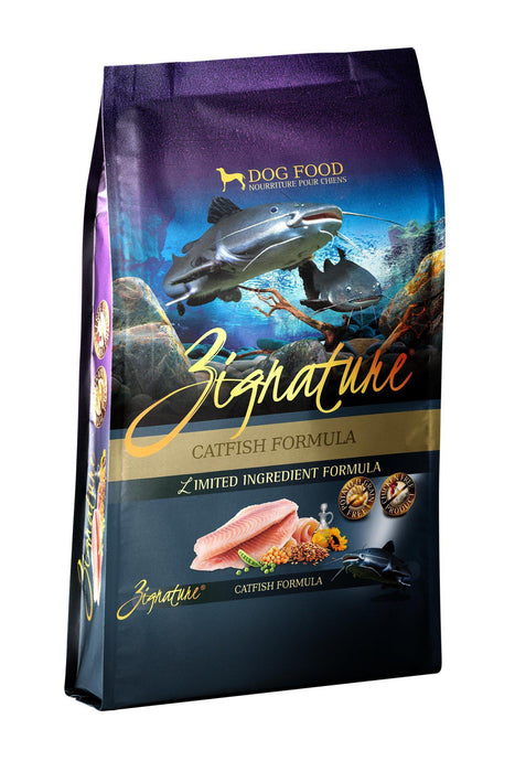 Zignature Catfish Dog Food