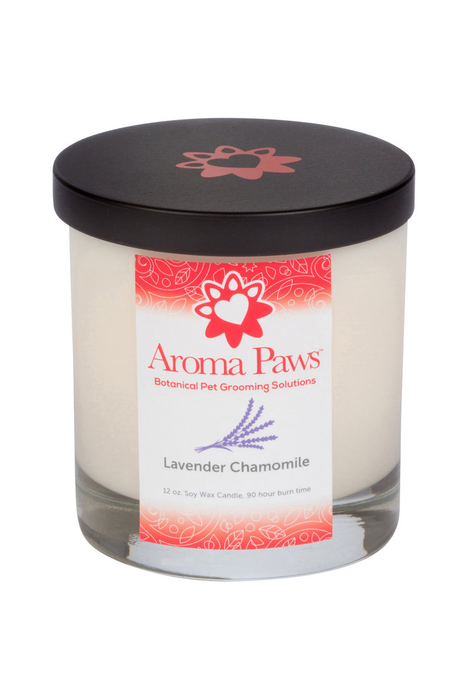 Aroma Paws Candle, Lavender Chamomile