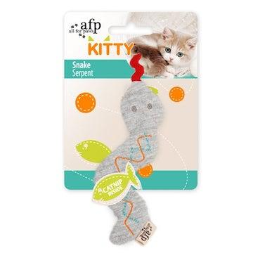 All For Paws Kitty Snake Cat Toy