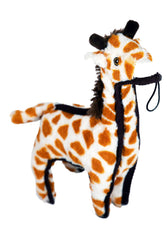 Steel Dog Ruffian Hoofers Giraffe Dog Toy