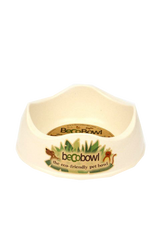 BecoBowl Small Dog Bowl, Natural