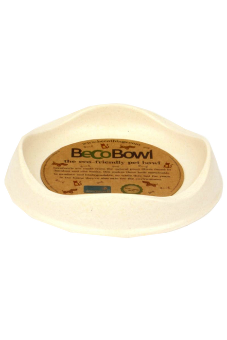Beco Cat Bowl Natural