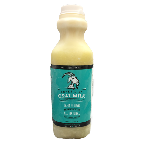 Bones and Co. Goat Milk Pet Supplement