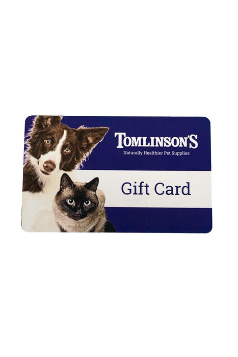 Tomlinson's Gift Card