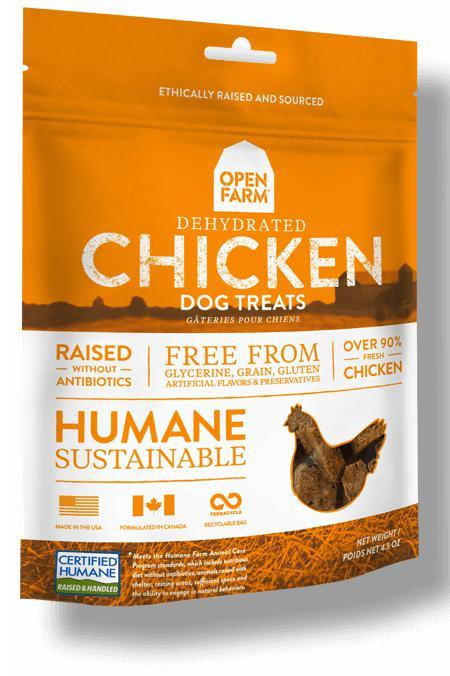 Open Farm Chicken Dog Treats