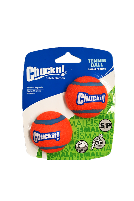 ChuckIt! Mini Balls orange blue 2-pack